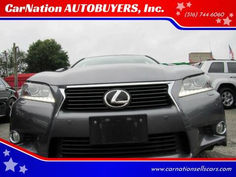 2013 Lexus GS 350 for sale at CarNation AUTOBUYERS, Inc. in Rockville Centre NY