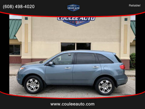 2008 Acura MDX for sale at Coulee Auto in La Crosse WI