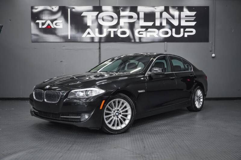 2013 BMW 5 Series for sale in Kent, WA