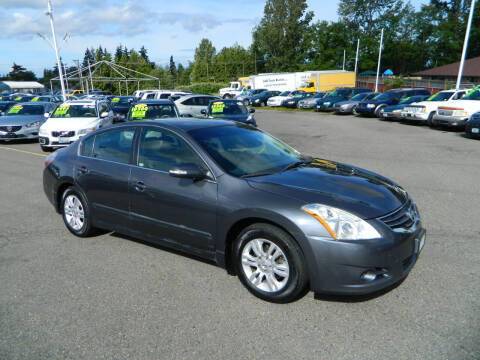 2010 Nissan Altima for sale at J & R Motorsports in Lynnwood WA