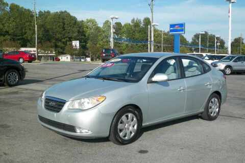 2008 Hyundai Elantra for sale at Paniagua Auto Mall in Dalton GA