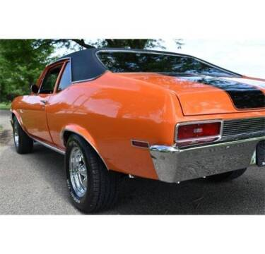 1971 Chevrolet Nova for sale at Classic Car Deals in Cadillac MI