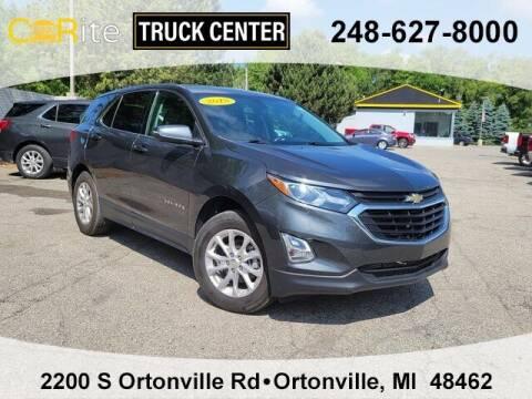 2018 Chevrolet Equinox for sale at Carite Truck Center in Ortonville MI