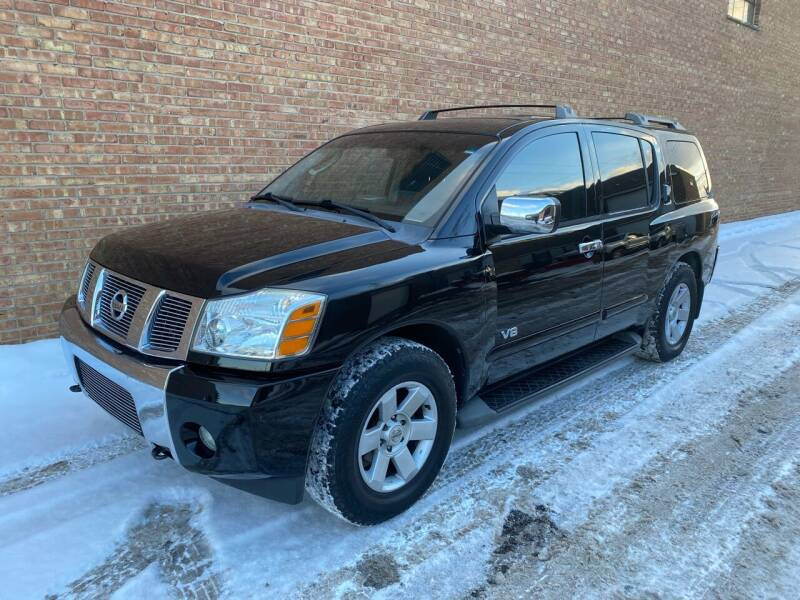 2006 Nissan Armada for sale at Kars Today in Addison IL