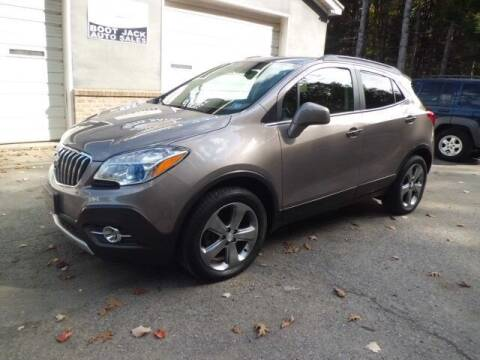 2013 Buick Encore for sale at Boot Jack Auto Sales in Ridgway PA