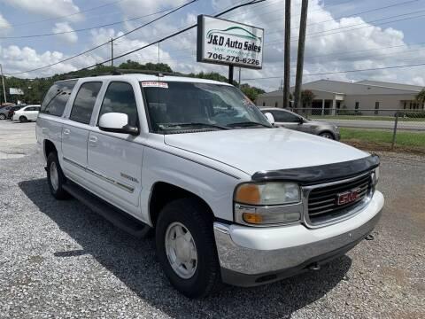 2004 GMC Yukon XL for sale at J & D Auto Sales in Dalton GA