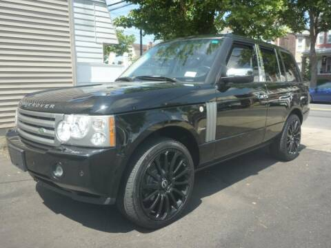 2008 Land Rover Range Rover for sale at Pinto Automotive Group in Trenton NJ
