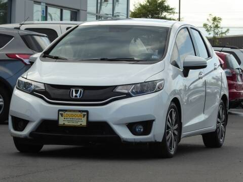 2015 Honda Fit for sale at Loudoun Used Cars - LOUDOUN MOTOR CARS in Chantilly VA