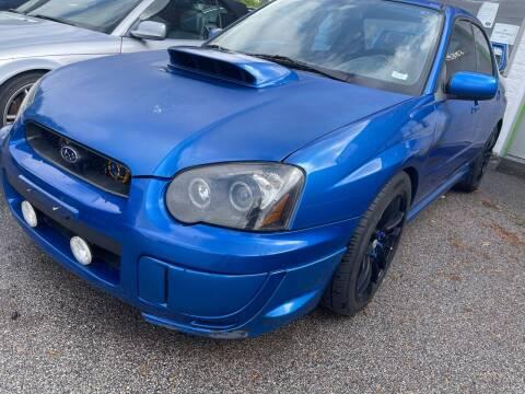 2005 Subaru Impreza for sale at STL Automotive Group in O'Fallon MO