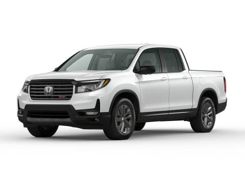 2021 Honda Ridgeline for sale at MILLENNIUM HONDA in Hempstead NY