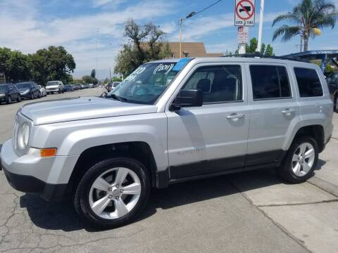 2011 Jeep Patriot for sale at Olympic Motors in Los Angeles CA