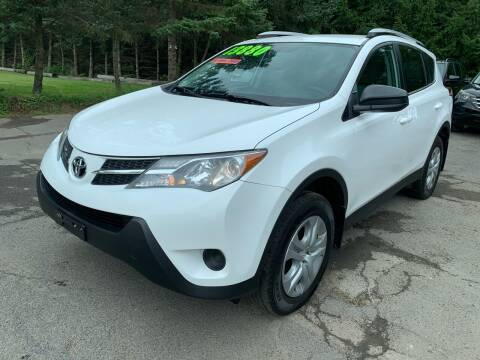 2015 Toyota RAV4 for sale at SMS Motorsports LLC in Cortland NY