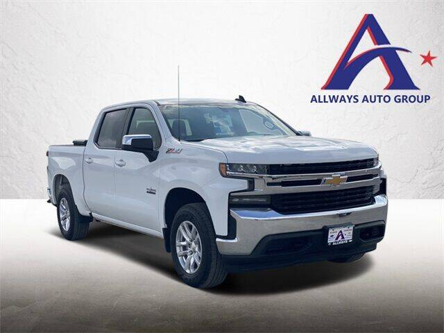 2020 Chevrolet Silverado 1500 for sale at ATASCOSA CHRYSLER DODGE JEEP RAM in Pleasanton TX