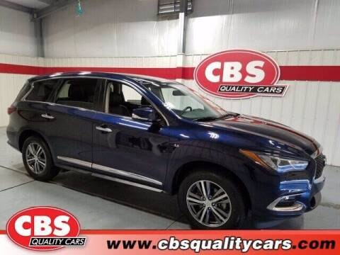 2019 Infiniti QX60 for sale at CBS Quality Cars in Durham NC