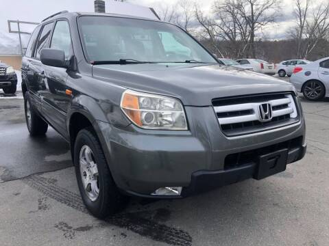 2007 Honda Pilot for sale at Dracut's Car Connection in Methuen MA