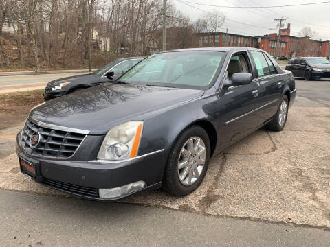 2010 Cadillac DTS for sale at Manchester Auto Sales in Manchester CT