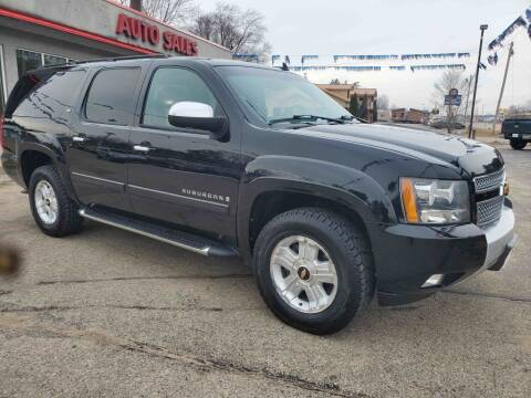 2007 Chevrolet Suburban for sale at Extreme Auto Sales LLC. in Wautoma WI