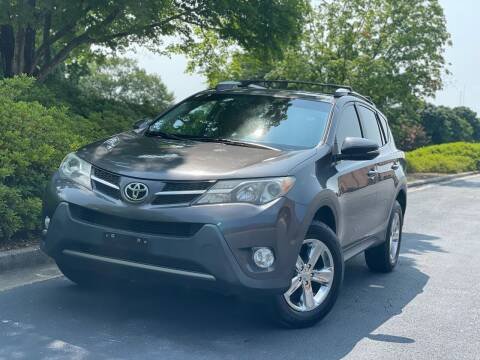 2015 Toyota RAV4 for sale at William D Auto Sales in Norcross GA