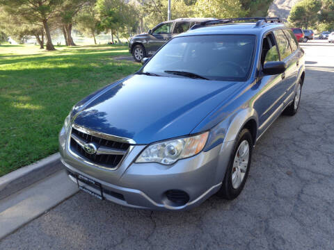 2008 Subaru Outback for sale at N c Auto Sales in Los Angeles CA