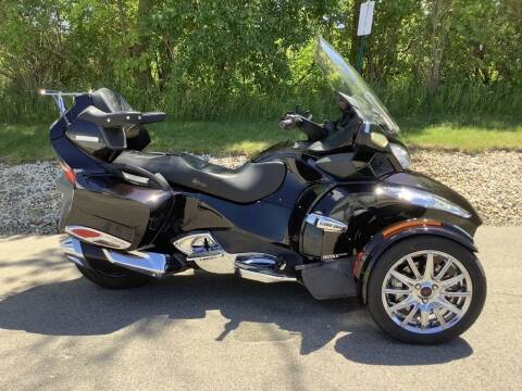 2013 Can-Am Spyder® RT Limited SE5