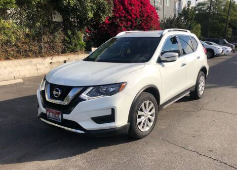 2017 Nissan Rogue for sale at Eden Motor Group in Los Angeles CA
