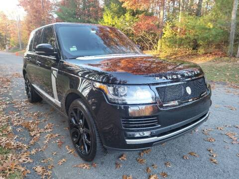 2014 Land Rover Range Rover for sale at Showcase Auto & Truck in Swansea MA