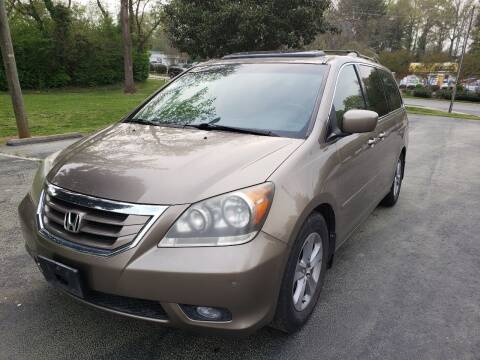2010 Honda Odyssey for sale at Alfa Auto Sales in Raleigh NC