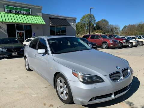 2005 BMW 5 Series for sale at Cross Motor Group in Rock Hill SC