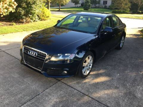 2009 Audi A4 for sale at Payless Auto Sales LLC in Cleveland OH