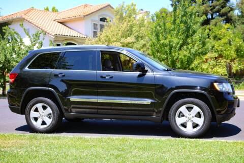 2012 Jeep Grand Cherokee for sale at California Diversified Venture in Livermore CA
