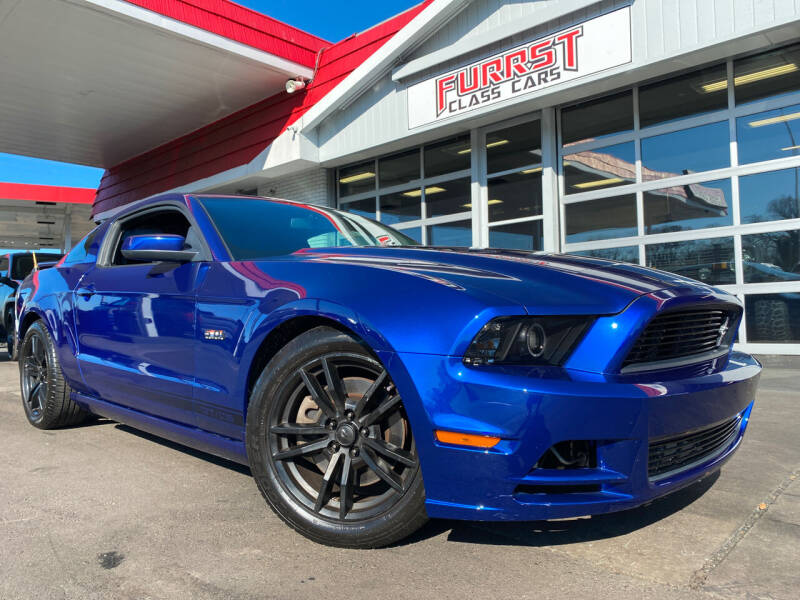 2014 Ford Mustang for sale at Furrst Class Cars LLC  - Independence Blvd. in Charlotte NC