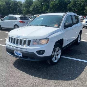 2011 Jeep Compass for sale at CRS 1 LLC in Lakewood NJ