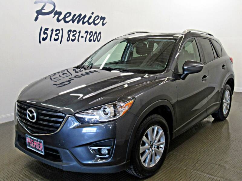 2016 Mazda CX-5 for sale at Premier Automotive Group in Milford OH