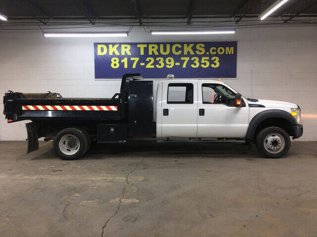 2015 Ford F-450 Super Duty for sale at DKR Trucks in Arlington TX