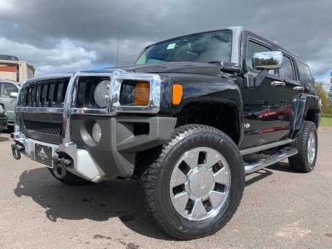 2009 HUMMER H3 for sale at LUXURY IMPORTS in Hermantown MN