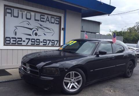2007 Dodge Charger for sale at AUTO LEADS in Pasadena TX