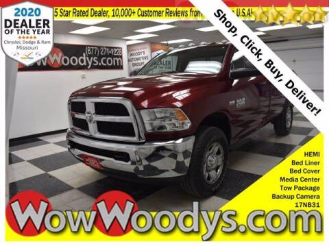2017 RAM Ram Pickup 2500 for sale at WOODY'S AUTOMOTIVE GROUP in Chillicothe MO