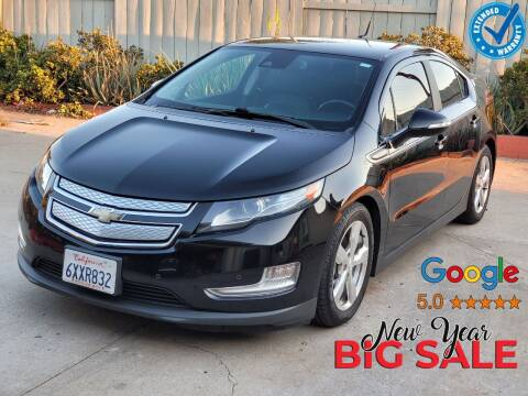2013 Chevrolet Volt for sale at Gold Coast Motors in Lemon Grove CA