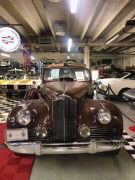 1942 Packard Caribbean for sale at Berliner Classic Motorcars Inc in Dania Beach FL