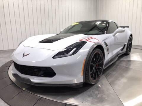 2019 Chevrolet Corvette for sale at HILAND TOYOTA in Moline IL