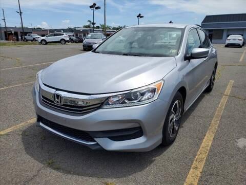 2016 Honda Accord for sale at Auto Connection in Manassas VA