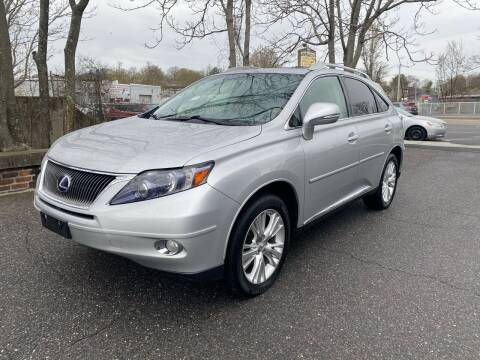 2010 Lexus RX 450h for sale at ANDONI AUTO SALES in Worcester MA