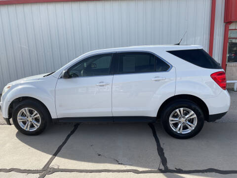 2011 Chevrolet Equinox for sale at WESTERN MOTOR COMPANY in Hobbs NM