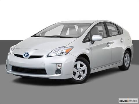 2010 Toyota Prius for sale at SULLIVAN MOTOR COMPANY INC. in Mesa AZ