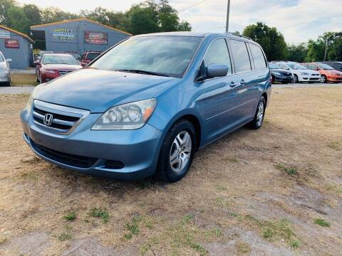 2006 Honda Odyssey for sale at Unique Motor Sport Sales in Kissimmee FL