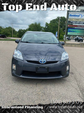 2011 Toyota Prius for sale at Top End Auto in North Attleboro MA