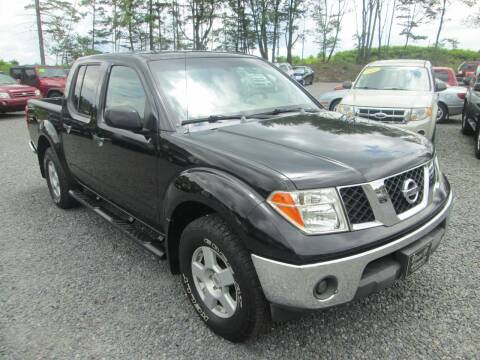 2005 Nissan Frontier for sale at Small Town Auto Sales in Hazleton PA