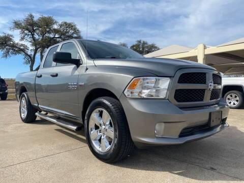 2013 RAM Ram Pickup 1500 for sale at Thornhill Motor Company in Hudson Oaks, TX