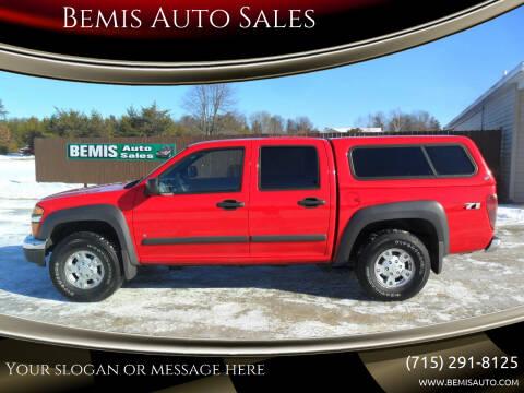 2006 Chevrolet Colorado for sale at Bemis Auto Sales in Crivitz WI