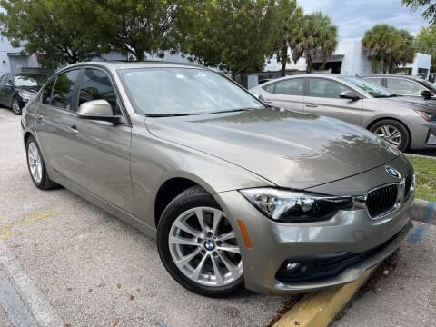 2017 BMW 3 Series for sale at DORAL HYUNDAI in Doral FL